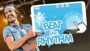 L'application beat the rhythm est la meilleure pour pouvoir jouer en rythme et vous améliorer !